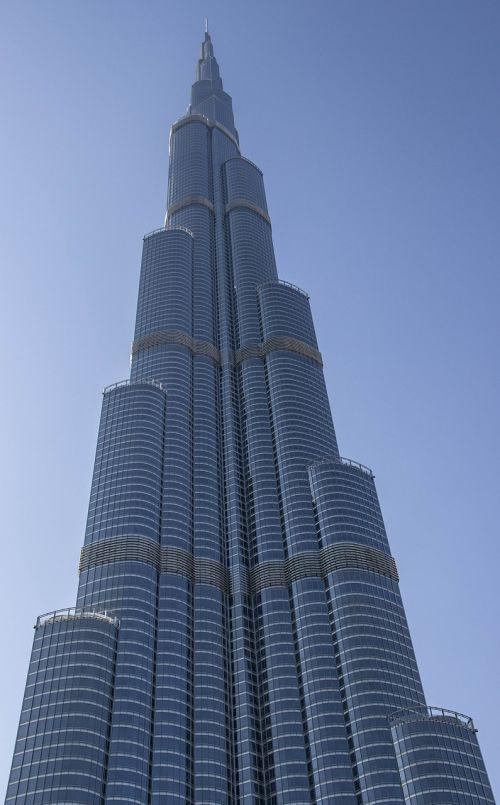 Burj Khalifa,aukščiausias pasaulyje pastatas,dubai,dangoraižis,u e e,miestas,pasaulio rekordas,aukštas,architektūra