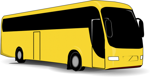 autobusas,geltona,juoda,kelionė,gabenimas,treneris,kelionė,transportas,keleivis,turizmas,transporto priemonė,visuomenė,kelionė,nemokama vektorinė grafika