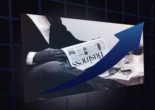 verslas,sėkmė,tendencija,laikraštis,verslininkas,vertybinių popierių birža,plėtra,produktų kūrimas,ekonomika,koncepcija,koncepcija