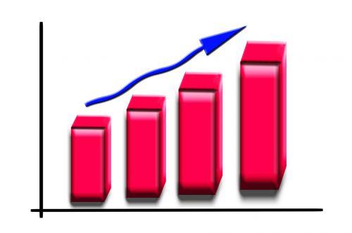 verslas, grafas, statistika, augimas, nuosmukis, pajamos, avarija, kryptis, Gerai, blogai, bendrovė, visuomenė, pinigai, pardavimai, pirkti, pardavimas, investavimas, grafika, sėkmė, nesėkmė, iliustracija, pristatymas, verslo grafikas - sėkmė