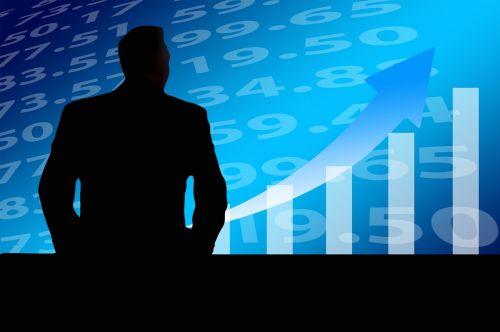 Verslininkas, Sėkmė, Biržos Duomenys, Siluetas, Verslas, Kreivė, Bumas, Ekonomika, Karjera, Pelnas, Vadybininkas, Pakilimas, Plėtra, Pakilti, Asmuo, Pakilimas, Tendencija, Verslininkai, Finansai