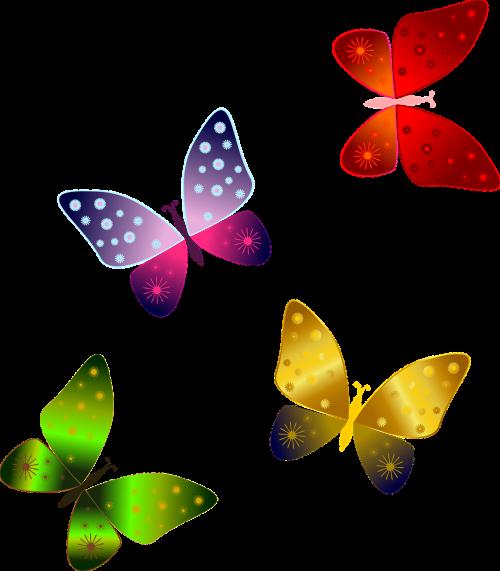 drugeliai,raudona drugelis,drugelis žalia,violetinė,mėlynas drugelis,aukso drugelis,sparnai,pavasaris,grožis,Revoloteo,sodas,laukas,gamta,nemokama vektorinė grafika