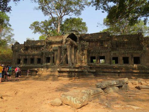 Kambodža,vaizdas,keturi