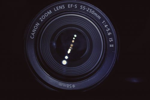 fotoaparatas,objektyvas,priartinantis objektyvas,55mm 250mm