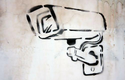 fotoaparatas,grafiti,saugumas,CCTV,stebėjimas,stebėjimas,gatvė,įrašymas,technologija,fotografija