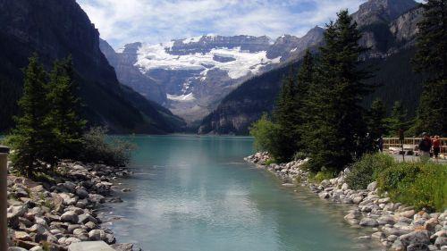 Kanada, upė, vaizdas, ežeras, gamta, kalnai, žmonės, atsipalaiduoti, plaukiojimas, medžiai, vanduo, Kanada 2