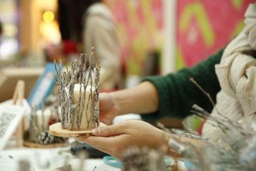 žvakė,vadovas,Kalėdos,amatų,putonghua,Pasidaryk pats,apdaila
