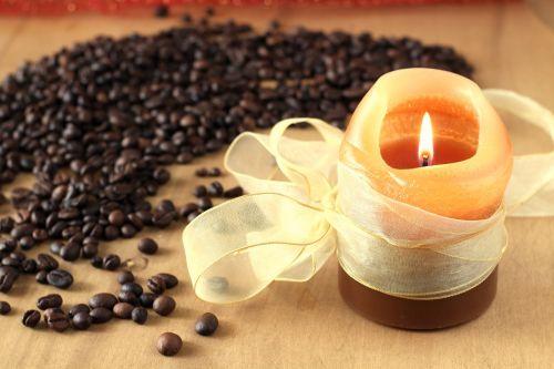 žvakė,kavos aromatas,kava,šviesa,žvakės,kvapi žvakė,aromatas