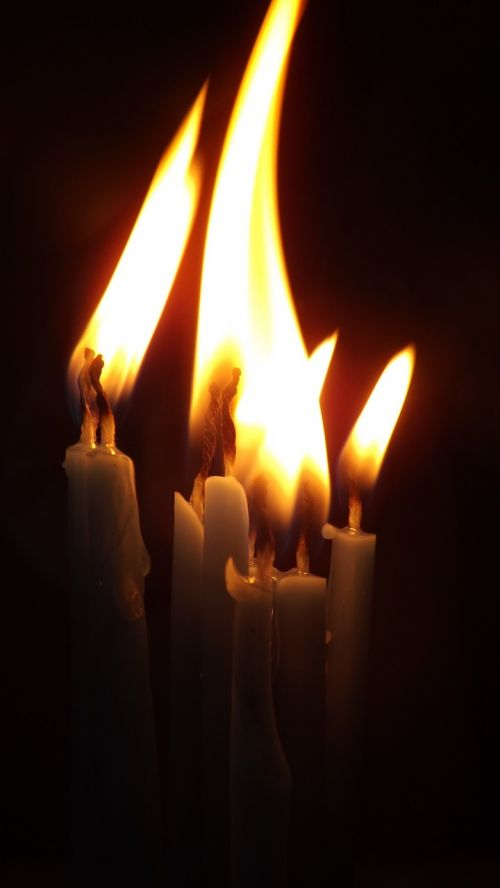 žvakės,laidojimas,naktis,baimė,siaubingas,atmosfera