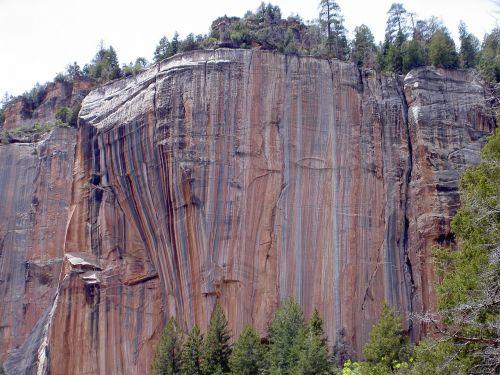 Kanjonas, Rokas, Geologinis, Akmuo, Lauke, Dykuma, Kalnas, Dykuma, Uolos
