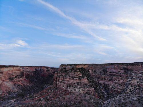 vakarų & nbsp, spalvotas, Colorado, dykuma, didelis & nbsp, dykumas, fx, Photoshop, blenderis, drone & nbsp, fotografija, mavic & nbsp, oras, Colorado & nbsp, nacionalinis & nbsp, paminklas, Vakarų Colorado kanjonas