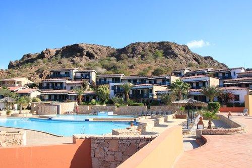 žalia Cape, geras vaizdas, Jūrų Club Beach Resort viešbutis, atostogos