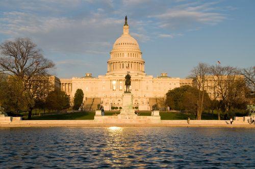 capitol,Vašingtonas,mus,usa,amerikietis,Vašingtonas,vanduo,miestas,istorija,saulėlydis