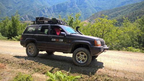 automobilis, gamta, kelionė, transportas, off road, nuotykis, Jeep, dykuma, off-road, važiavimas be važiuojamosios kelio, laukas, visureigė transporto priemonė, 4 x 4, kalnai, be honoraro mokesčio
