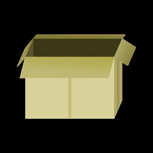 kartonas,judėti,dėžė,nemokama vektorinė grafika