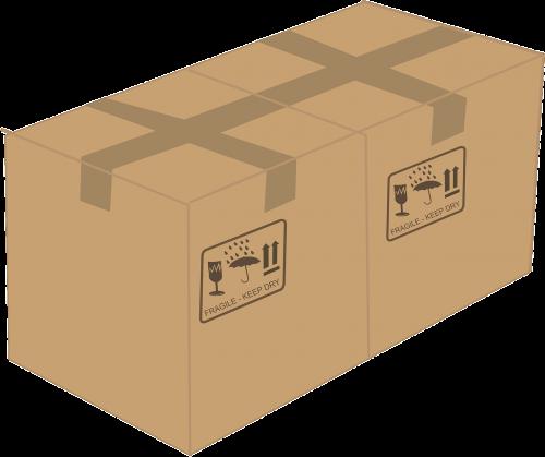 Kartoninė dėžutė,kartonas,dėžė,juda,pakavimas,pakavimas,nemokama vektorinė grafika