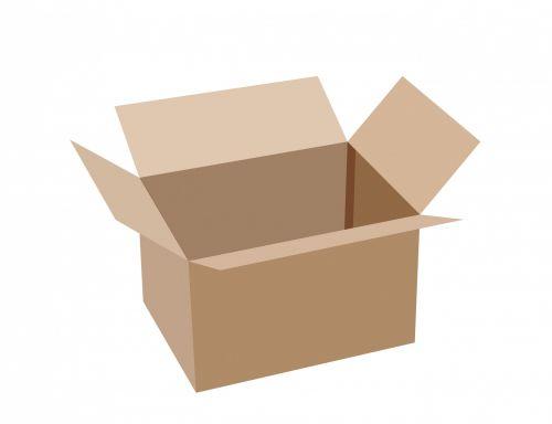 kartono dėžutė & nbsp, kartonas, dėžė, dėžutė, pakavimas, ruda, tuščia, atviras, atvartos, realus, izoliuotas, balta, fonas, menas, iliustracija, Scrapbooking, kartoninė dėžutė balta fone