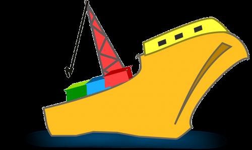 krovininis laivas,siunta,krovinys,kroviniai,kurjerį,prijungimas,laivų statykla,Logistika,judėjimas,jūra,laivyba,prekyba,tranzitas,gabenimas,nemokama vektorinė grafika