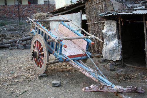 krepšelis,vaikas krepšelis,bulių vežimėlis,gabenimas,Žemdirbystė,transportas,gyvūnas,medinis,tradicinis,kaimas,kaimas,kaimas,kaimiškas,pune,Indija