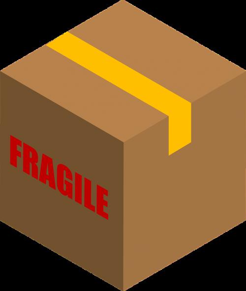 dėžutė,dėžė,trapi,pakavimas,kartonas,paketas,konteineris,laivyba,pakavimas,juda,prekes,rankena,priežiūra,nemokama vektorinė grafika