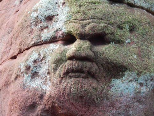 raižyti veidas,dunino den,Škotija