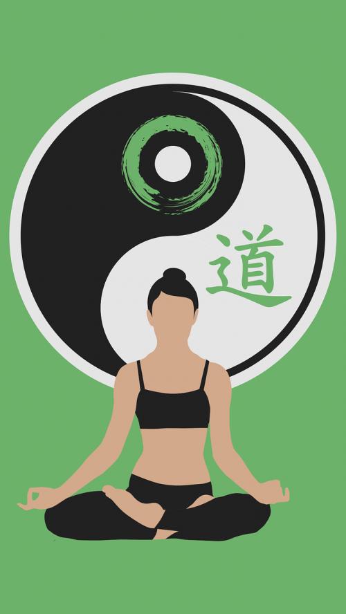 katė,yin yang,moterys,siluetas,joga,meditacija,harmonija,sporto salė,mergaitė,žmogus,kelia jogą,kūnas,lotoso laikysena,lotoso pojūtis,atsipalaidavimas,įkvėpimas,gyvenimo būdas,mokymas,sveikata,Sportas,atsipalaiduoti,energija,jėga,gyvybingumas,jogos siluetas,į sveikatą,buda,budizmas,ekologinis,pratimas,moteriškumas,žmonės,asmuo,pozicija,laikysena,zen,taoizmas,daoizmas,dao,tao te king,lao tse,žalias,gamta,natūralus,holistinis,Moteris,nemokama vektorinė grafika