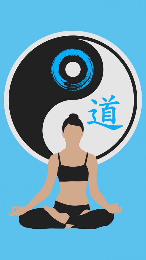 katė,yin yang,moterys,siluetas,joga,meditacija,harmonija,sporto salė,mergaitė,žmogus,kelia jogą,kūnas,lotoso laikysena,lotoso pojūtis,atsipalaidavimas,įkvėpimas,gyvenimo būdas,mokymas,sveikata,Sportas,atsipalaiduoti,energija,jėga,gyvybingumas,jogos siluetas,į sveikatą,buda,budizmas,pratimas,moteriškumas,žmonės,asmuo,pozicija,laikysena,zen,taoizmas,daoizmas,dao,tao te king,lao tse,mėlynas,holistinis,Moteris,nemokama vektorinė grafika