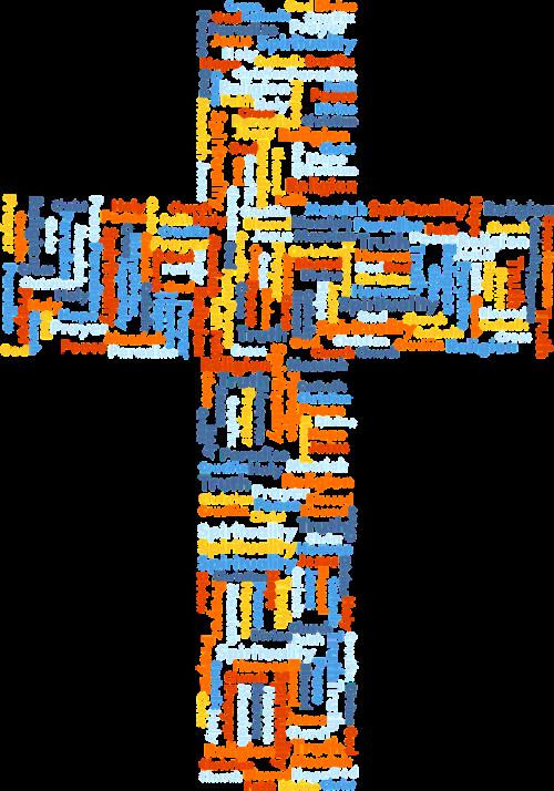 katalikų,krikščionis,krikščionis,bažnyčia,kirsti,nukryžiuotas,dieviška,tikėjimas,dievas,šventas,Jėzus,Mesijas,malda,religija,dvasingumas,tipografija,tipo,tekstas,žodžiai,išmintis,filosofija,žodis debesis,tag cloud,svg,nemokama vektorinė grafika