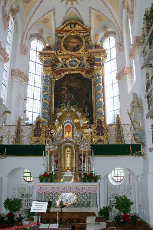 katalikų bažnyčia,parapijos bažnyčia,bažnyčia,altorius,bažnyčia piligrimystės,piligrimystės vieta,lova brunna,bavarija,altmühl slėnis,altmühltal gamtos parkas