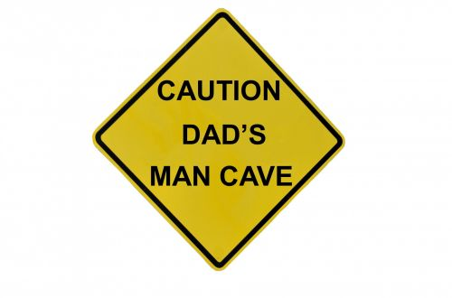 atsargiai, tėtis, vyras, urvas, ženklas, juokinga, figūra, deimantas, modeliai, fonas, atsargiai tėčio vyrų urvas