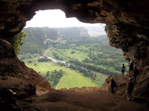 urvas, kraštovaizdis, Puerto Rico, alaus langai, karsto regionas