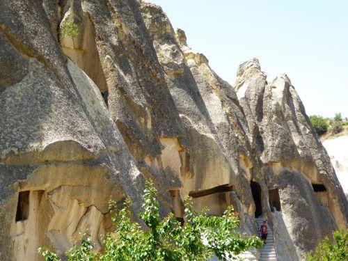 urvų būstuose,izmir,Turkija