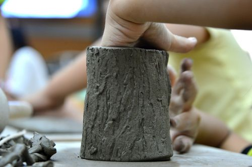 keramika,keraminiai laivai,molio modeliavimas