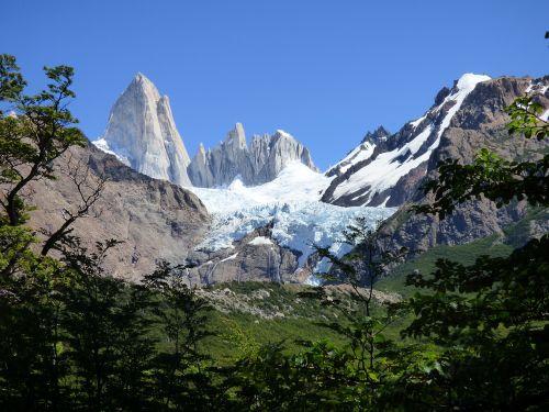 Chaltén, fitz roy, kalnas, argentina patagonia, gamta, argentina, pietų argentina, turizmas, šventė, patagonia, kraštovaizdis, andes, akmenys, natūralus