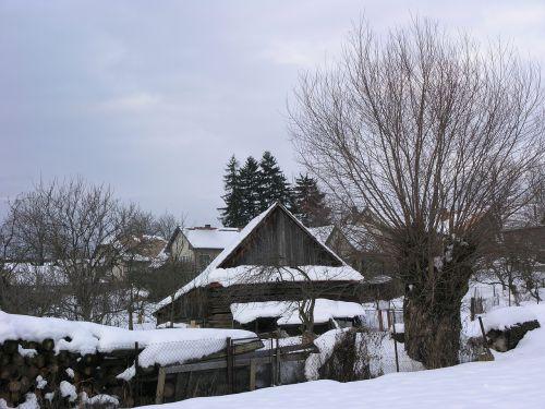 slovak chalúpky,žiemą martin,sniego kinas