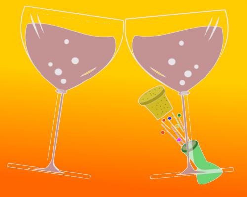 čempionas,gerti,alkoholis,vakarėlis,jaunas,stiklas,šventė,putojantis,sveikinimai,skrudinta duona,gėrimas,gerti,šventė,atostogos,nemokama vektorinė grafika