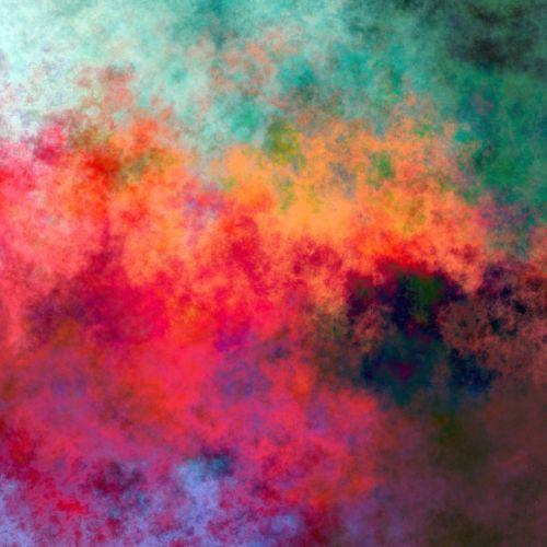 Scrapbooking, fonas, popierius, chaosas, spalva, oranžinė, žalias, raudona, chaosas (22)