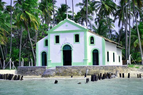 Koplyčia, Bažnyčia, Istorinis Paveldas, Religija, Praja Dos Carneiros, Jeddah City, Pernambuco