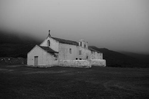 korsikietis,koplyčia,bažnyčia,religinis paminklas,abatija,juoda ir balta,Korsika,religinis