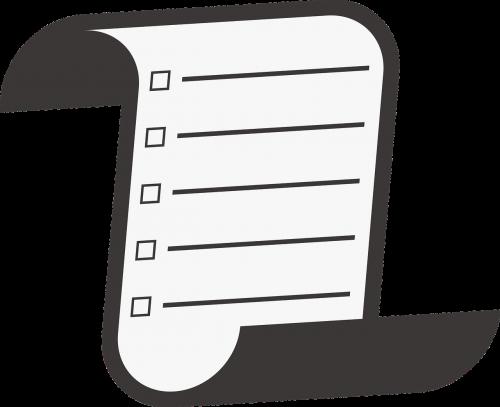 kontrolinis sąrašas,verslas,biuras,planuotojas,našumas,valdymas,popierius,susitikimas,padaryti sąrašą,projektų valdymas,žurnalas,planavimas,laiko planavimas,nemokama vektorinė grafika