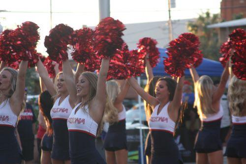 nudžiuginti,cheerleader,mergaitė,moterys,cheerleading,Moteris,komanda,Sportas,uniforma,komanda