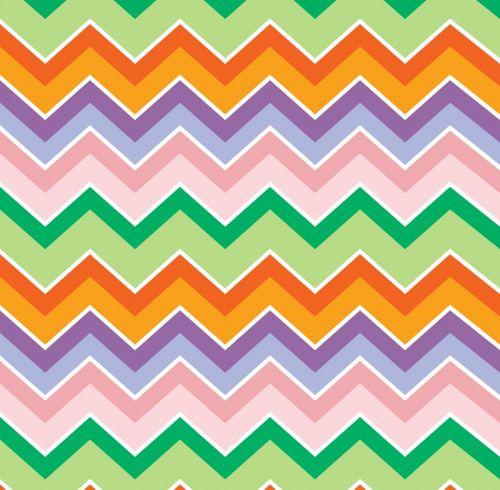 ševronai, zigzagas, juostelės, Chevron, modelis, tapetai, fonas, besiūliai, spalvinga, spalvinga, žalias, rožinis, violetinė, oranžinė, mėlynas, menas, iliustracija, Scrapbooking, popierius, Laisvas, viešasis & nbsp, domenas, Ševronai zigzagų spalvinga fone