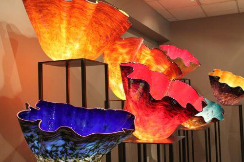 chihuly,chihuly stiklo skulptūra,menas,stiklas,geltona,spalvinga,apdaila,raudona,klestėti,gėlės,gėlių,spalva,gražus,spalva,mėlynas