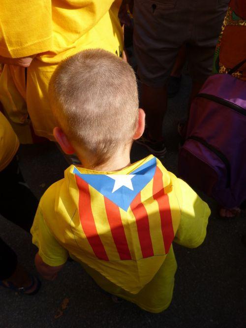 vaikas,catalunya,nepriklausomumas,ateitis