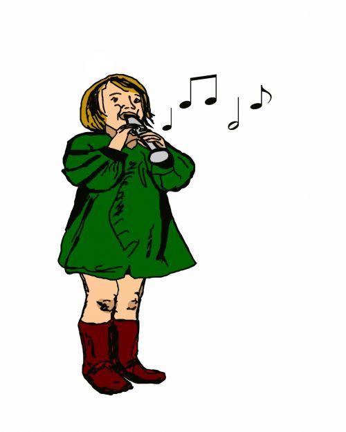 berniukas, mergaitė, žaisti, muzika, instrumentas, fleita, grotuvas, carol, studentas, melodija, melodija, atlikti, koncertas, šventė, švesti, žmonės, asmuo, modelis, kelti, vaikas groja muziką