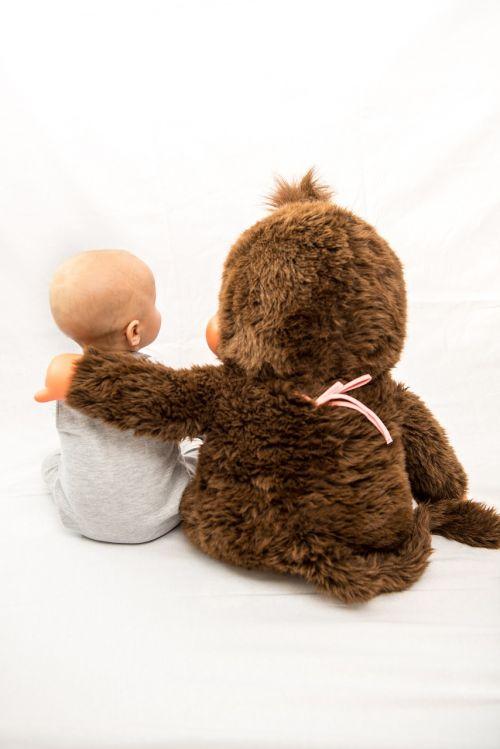 vaikai,berniukas,portretas,kūdikis,draugai,bendravimas,Geriausi draugai