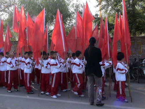 Kinija,fengcheng,gyventi normaliai,gyventi,vaikai,laimingas,patenkintas,juoktis,linksmas,žiūrėk į priekį,šventinė diena