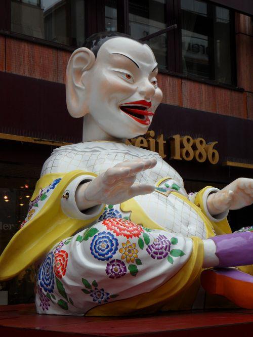 kinai,meissen,porcelianas,meiseno porcelianas,statula,skulptūra,didelis,viršytas,reklama,skelbimas