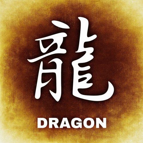 kinai,personažai,fonas,drakonai