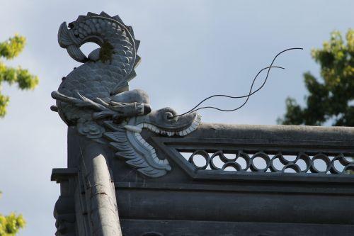 kinų drakonas,kinai,drakonas,rytietiškas,Kinija,asija,kultūra,ornamentas,šventykla,architektūra